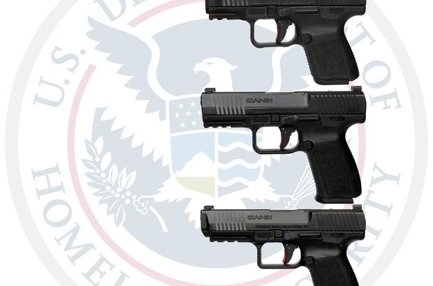 Milli tabanca ABD'de rüşdünü ispatladı SYS CANİK TP9 serisi tabancaları ile ABD Gümrük ve Sınır Koruma Kurumunun zorlu gereksinimlerini karşılayabilecek yetkinlikte olduğunu ispatladı