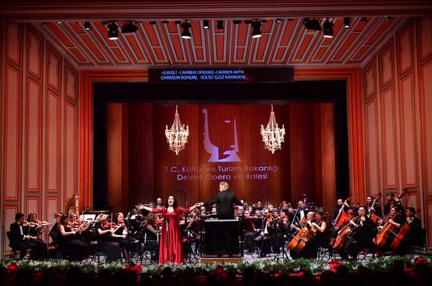 Devlet Opera ve Balesinden Yeni Yıl Konseri 50