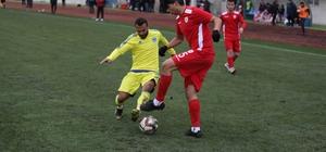 Yılport Samsunspor-Fatsa Belediyespor hazırlık maçı