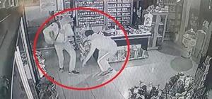 Marketten çalmadıkları şey kalmadı Kısa sürede marketten sigara, muz, çekirdek çalan hırsızlar kayıplara karıştı Yüzlerini gizlediler ama ne yaptıkları, güvenlik kamerası tarafından saniye saniye kaydedildi
