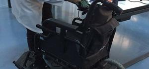 Tekerlekli sandalyelerin arızaları Bozüyük'te giderilecek Engelli bireylerin ihtiyaçları Bozüyük'te karşılanacak