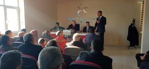MHP Kayseri Milletvekilleri Develi'yi Ziyaret Etti
