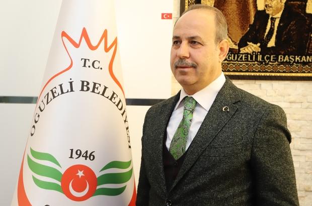 Bildergebnis für Oğuzeli Belediye Başkanı Mehmet Sait Kılıç yeni yıl mesajı yayımladı.