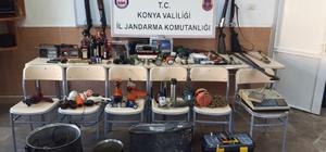 Jandarmadan hırsızlık operasyonu: 4 gözaltı