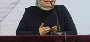 Gazeteci Yazar Ayşe Böhürler, Akadder'de konuştu