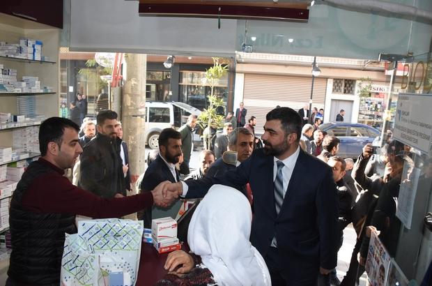 AK Partili başkan, İYİ Partiye geçti