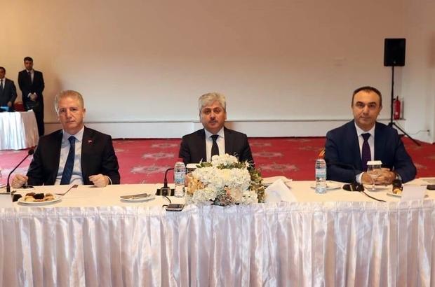 """Hatay'da """"Suriye Güvenlik Toplantısı"""" yapıldı"""