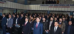 GMİS Karadon Şubesi 11 Olağan Genel Kurulu yapıldı