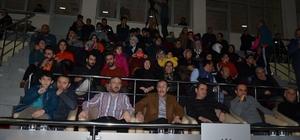 Palandöken Belediyespor, TKD Kuzey Enerji Gümüşhane Torul Gençlik 3-0 mağlup etti