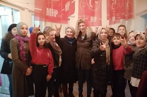 """MHP'den """"Kaybolan Değerlerimiz"""" konulu seminer"""