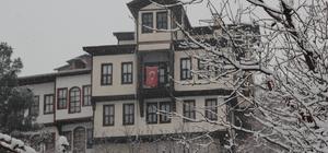 Başkentte kış