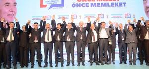 Denizli'nin AK Parti ve 'Cumhur İttifakı' ilçe adayları açıklandı İlçe adaylarını AK Parti Genel Başkan Yardımcısı Kurtulmuş açıkladı