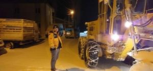 Doğu Anadolu'da kar, kış Bölgede 122 köy ve mahalle ile ulaşım sağlanamıyor