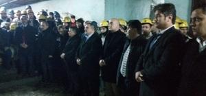 6 yıl önce maden patlamasında ölen 8 madenci dualarla anıldı