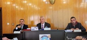 İncesu Belediyesi'nde yılın ilk meclis toplantısı yapıldı