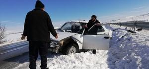 Sungurlu'da 3 ayrı trafik  kaza