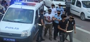 Yaşlı adamı gasp eden 5 kişi, 40 yıl hapis cezasına çarptırıldı