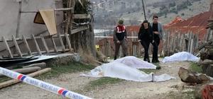 Bolu'da, 4 kişinin öldürüldüğü cinayetin iddianamesi hazırlandı Cinayet şüphelisi 4 kişiye müebbet hapis istemi