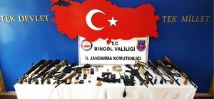 Bingöl'de 1 yılda bin 954 operasyon yapıldı, 24 terörist etkisiz hale getirildi