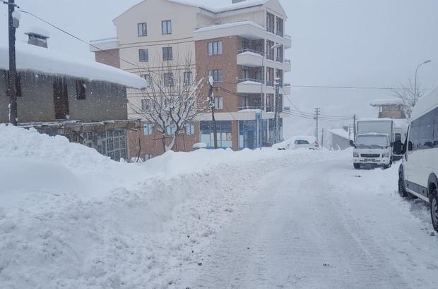 tufanbeyli kar yağışı ile ilgili görsel sonucu