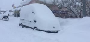 Bingöl'ün 3 ilçesinde okullara kar tatili En çok yağış alan 3 ilçede de kar araçları görünmeyecek hale getirirken, vatandaşlar da zor anlar yaşadı