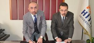 Sungurlu MYO ve Denetimli Serbestlik Müdürlüğü arasında protokol imzalandı