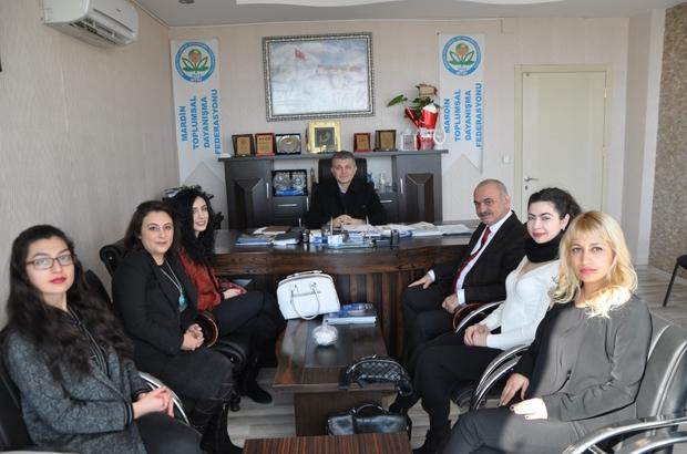 Mardin Uluslararası Tarım ve Hayvancılık Fuarına hazırlanıyor