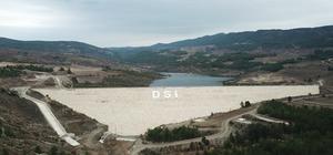 Gölpazarı Akçay Barajının yapımı tamamlandı Devlet Su İşleri'nden Bilecik'e müjde
