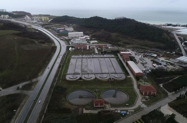 Türkiye'de ilk...Dünyanın en büyüğü olacak Atık su tesislerinin üzerine 3 bin 300 güneş paneli kuruluyor Yalova'da atık su tesisi havuzunun üzerine kurulacak güneş enerjisi paneli dünyanın en güçlü santrali özelliğine sahip olacak Tesisin temeli törenle atıldı