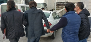 Otomobil hırsızlığına adli kontrol