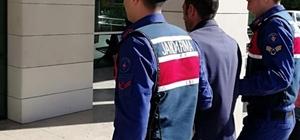 Trabzon'da 13 hırsızlık olayının zanlıları jandarma tarafından yakalanarak cezaevine gönderildi