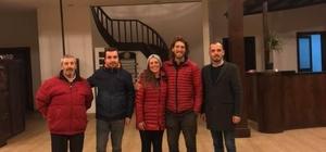 Köprülü Mehmet Paşa Kervansarayı turistleri ağırladı