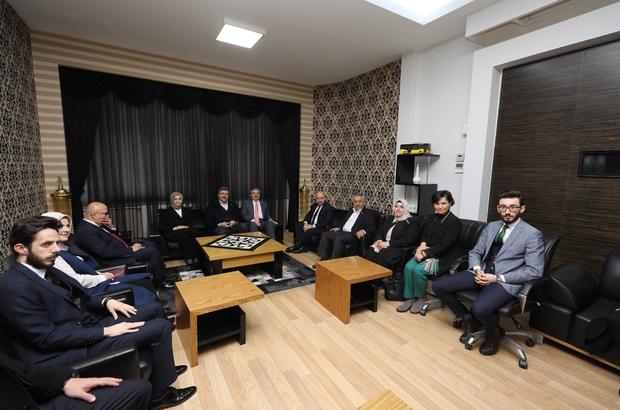 """AK Parti Genel Başkan Yardımcısı Leyla Şahin Usta; """"Türkiye'de insan hakları ihlali olduğunu söylemek artık abesti iştigaldir"""" Türkiye'de insan hakları tartışması """"Türkiye insan hakları ihlali konusunda pek çok ülkeden daha ileride"""""""