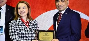 TKKB Dönem Başkanlığı Adana'nın oldu Adana Kent Konseyi Genel Sekreteri Ekrem Aslan, Türkiye Kent Konseyleri Birliği 10. Dönem Başkanı oldu