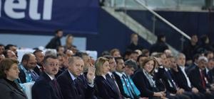 """Cumhurbaşkanı Erdoğan: """"Talimat veriyorum, seçmen kütüklerinde yer almayan üyelerin adreslerini bulup kayıtlarını yaptıracaksınız"""" Cumhurbaşkanı Recep Tayyip Erdoğan: """"31 Mart seçimlerinde AK Parti teşkilatlarına büyük görevler düşüyor"""""""