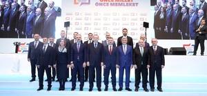 """Cumhurbaşkanı Erdoğan, Kocaeli ilçe belediye başkanı adaylarını açıkladı Erdoğan: """"16 yıl iktidarımızda enflasyon ortalaması 9 buçuk"""" """"Cari işlemler açığı son 20 ayın en düşük seviyesine geriledi"""" """"Bir tarafta hizmet ittifakı diğer tarafta zillet, illet ittifakı"""""""
