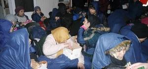 Çanakkale'de 106 mülteci yakalandı