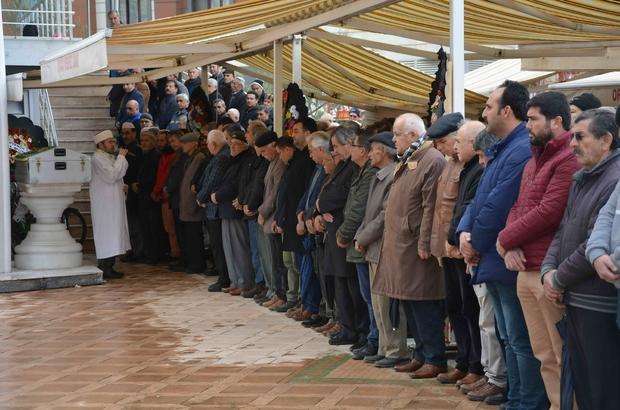 Ortaca'nın eski belediye başkanlarından Sadık Yalılı son yolculuğuna dualarla uğurlandı