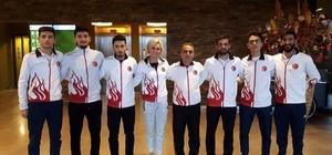 Kısa Mesafe Sürat Pateni yarışlarında milli takım sporcuları bir üst tura çıktı