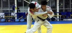 Judocu Musa Şimşek hedef büyüttü