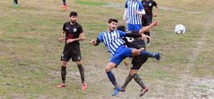 Foça Belediyespor 1 - Aliağa Belediyesi Helvacı Spor 1