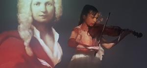Genç kemancılar çocukları hayran bıraktı Yıldırım Beyazıt Ortaöğretim Okulu, yeni konser salonunun açılışını, klasik müzik konseriyle gerçekleştirdi