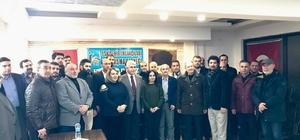 Eskişehir Emlakçılar Derneği Burhan Sakallı'yı ağırladı Eskişehirli emlakçılar sorunlarını Burhan Sakallı'yla paylaştı