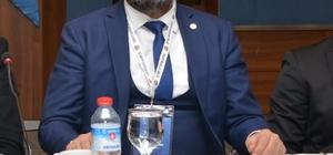 Yeşilboğaz, Baro Başkanları Toplantısına katıldı