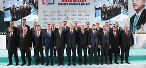 Cumhurbaşkanı Erdoğan, Sakarya ilçe belediye başkan adaylarını açıkladı