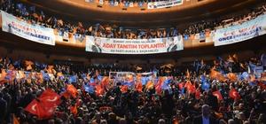 """AK Parti Genel Başkanvekili Kurtulmuş: """"Kibir kuleleri gibi olmayacağız"""" """"Belediye başkanlarından üç temel vasıf bekliyoruz"""" AK Parti Bursa belediye başkan adayları açıklandı"""