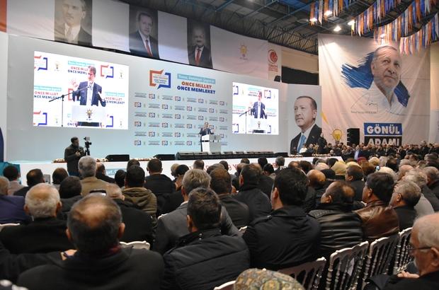 """AK Parti Kastamonu İl Teşkilatı, belediye başkan adaylarını tanıttı Eski Savunma Bakanı Nurettin Canikli: """"Kılıçdaroğlu'nun, 24 Haziran seçimlerinden sonra tahminlerimiz artık gideceği yönündeydi ama Muharrem İnce sıkı davranamadı"""""""