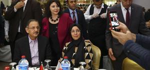 Özhaseki, Ankara'daki Yozgatlılar ile buluştu