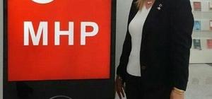 """MHP'li Bay'dan CHP'li Özdemir'e eleştirdi; """"Sözlerini ancak çakallar duyabilir"""""""