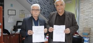 Aydın'da iki belediye meclis üyesi CHP'den istifa etti